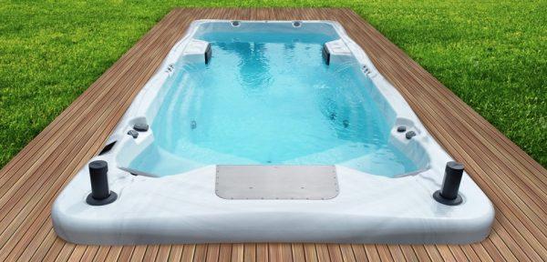 Wellis | Swim Spas Amazon W-Flow Lifestyle