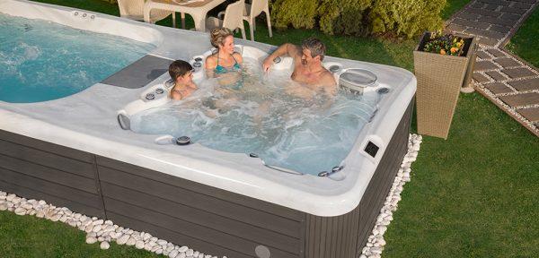 Wellis | Swim Spas Rio Grande W-Flow Lifestyle